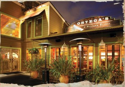 Ortega's Bistro, Old Town and Uptown