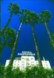 Hollywood Roosevelt Hotel, Hollywood
