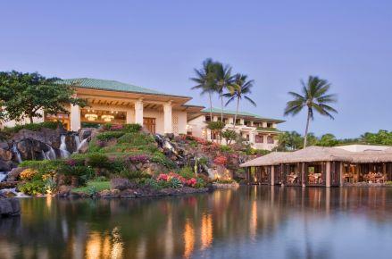 Grand Hyatt Kauai Resort and Spa, South Shore Kauai