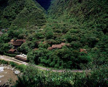 Inkaterra Machu Picchu, Aguas Calientes