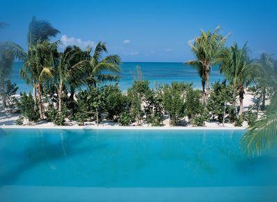 Parrot Cay Resort, Parrot Cay
