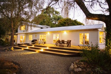 Owen River Lodge, Murchison