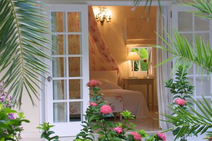 Hotel St-Barth Isle de France, Flamands
