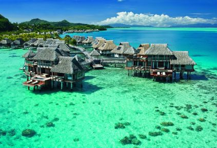 Hilton Bora Bora Nui Resort & Spa, Bora Bora with Maupiti