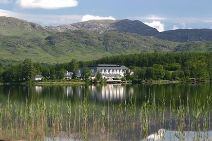 Harvey's Point Country Hotel, Donegal Town