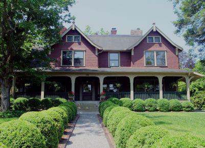1900 Inn on Montford, Asheville