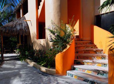 Mayan Beach Garden, Majahual