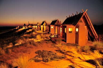 !Xaus Lodge, Kgalagadi Transfrontier Park