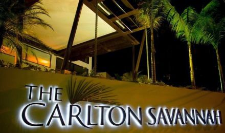 The Carlton Savannah, Trinidad