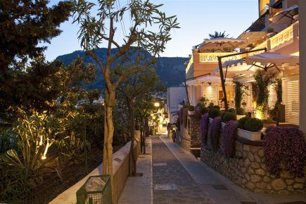 Capri Tiberio Palace, Capri Town and Environs