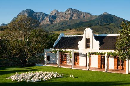 Babylonstoren, Stellenbosch