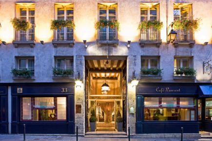 Hôtel d'Aubusson, St-Germain-des-Prés