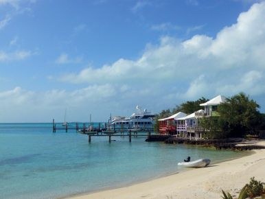 Staniel Cay Yacht Club, Cays of the Exumas