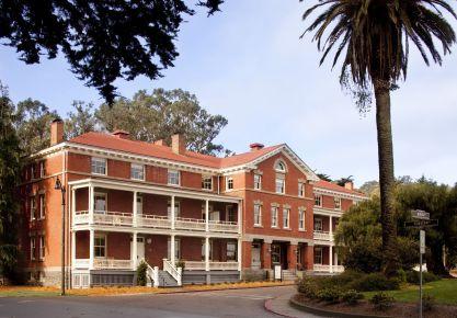 The Inn at the Presidio, The Marina and the Presidio