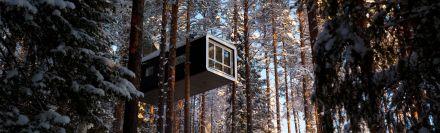 Treehotel, Swedish Lapland