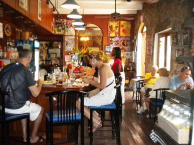 Gladys' Cafe, Charlotte Amalie