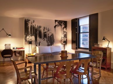 The Ace Hotel, Flatiron District