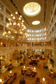 Disney's Grand Floridian Resort & Spa, Magic Kingdom