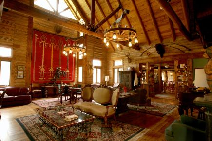 Lodge at Red River Ranch, Outside the Park