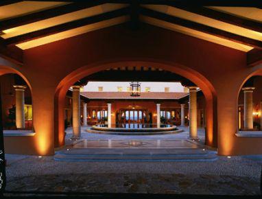 Hilton Los Cabos, The Corridor