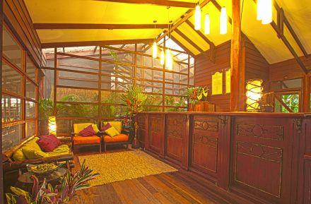 Pachira Lodge, Tortuguero