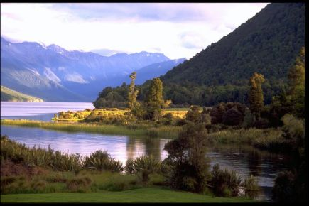 Lake Rotoroa Lodge, Nelson Lakes National Park