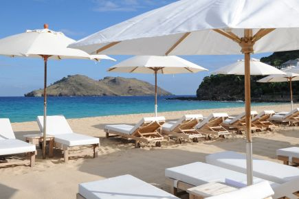 Hotel St-Barth Isle de France, Flamands