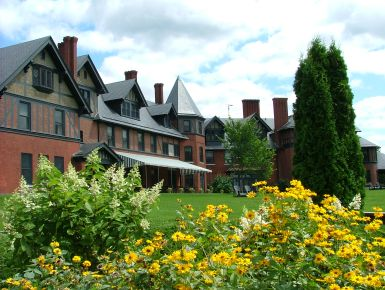 The Inn at Shelburne Farms, Shelburne