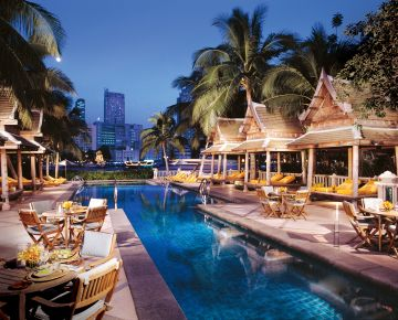Peninsula Bangkok, Thonburi