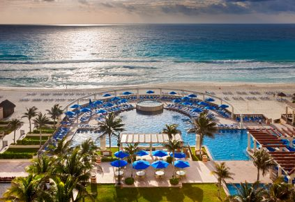 CasaMagna Marriott Cancún Resort, Zona Hotelera