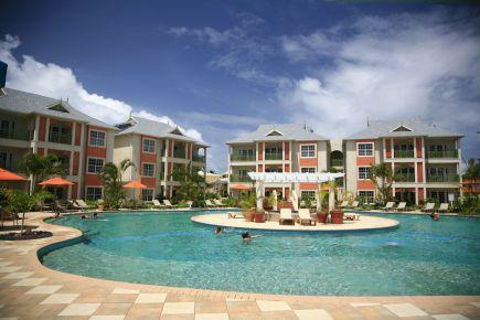 Bay Gardens Beach Resort, North of Vigie to Pointe Du Cap
