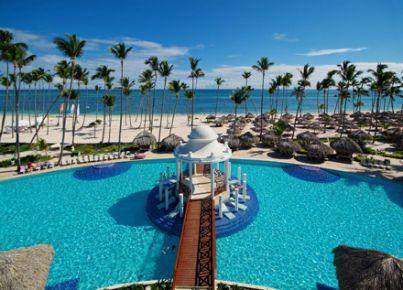 Paradisus Palma Real Resort, Punta Cana