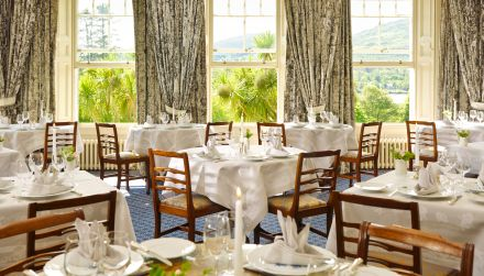 Tasting Menu In The Park Hotel Kenmare