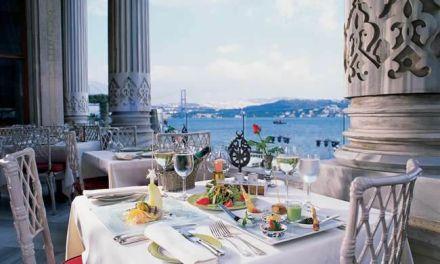 Çiragan Palace Kempinski Istanbul, Bosphorus