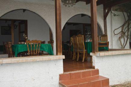 Rancho Naturalista, Turrialba