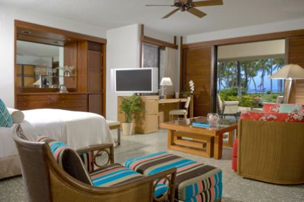 Mauna Kea Beach Hotel, Kohala Coast