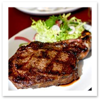 15 savory steakhouses around the globe fodors travel guide for Acme salon san francisco