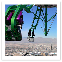 Stratosphere Ride - Las Vegas Attractions