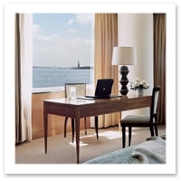 New York City Hotel Reviews - Ritz Carlton Battery Park