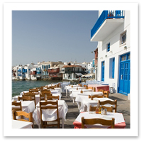 Mykonos Town, Greek Islands