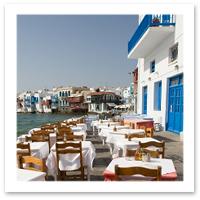 Mykonos Town, Greek Islands