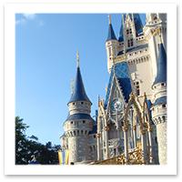 Cinderella Castle, Walt Disney World