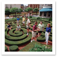 Epcot Garden Tours, Walt Disney World