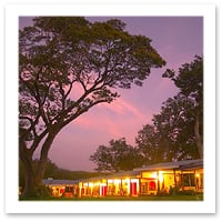 Costa Rica Ecolodges - Hacienda Guachipelin