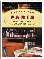 Alexander Lobrano's Favorite Paris Restaurants
