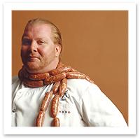 Chef Mario Betali by Melanie Dunea