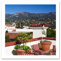 Canary Hotel in Santa Barbara, California