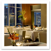 Hot List Restaurants - Sixteen at the Chicago Trump International Hotel Tower