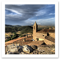 Save Money traveling to Spain by staying in Paradores - Cardona - Spain