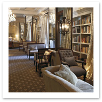 Cape Grace Hotel Library, South Africa